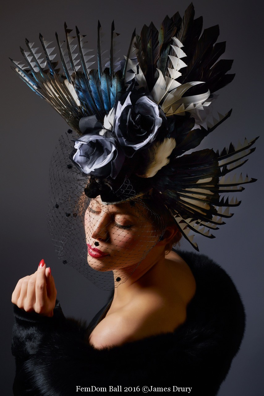 Casting Call: Models for Glamorous Hats at FemDomBall 2017