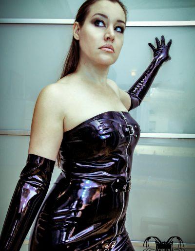 Mistress Evangeline Ducharme