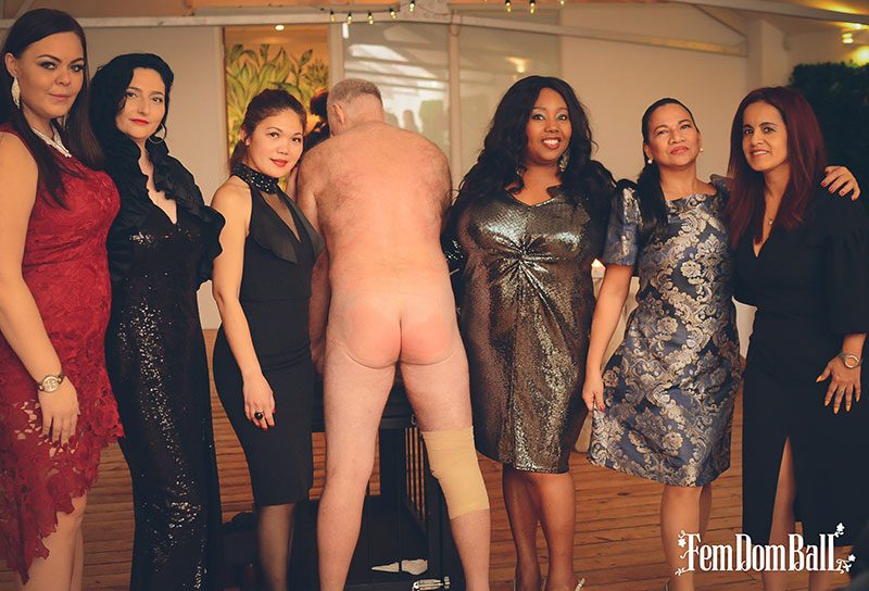 Femdom events