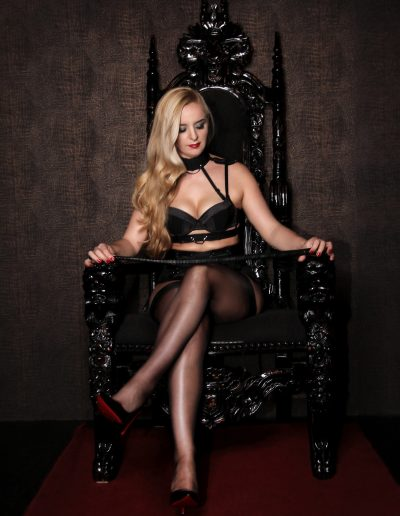 Mistress Sandra
