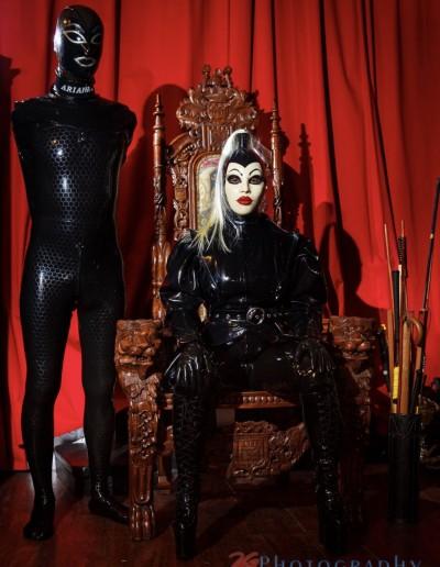 Mistress Ariana Chevalier