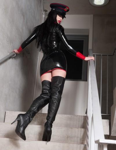 Mistress Karina Kalashnikova Liverpool @MistressKarina